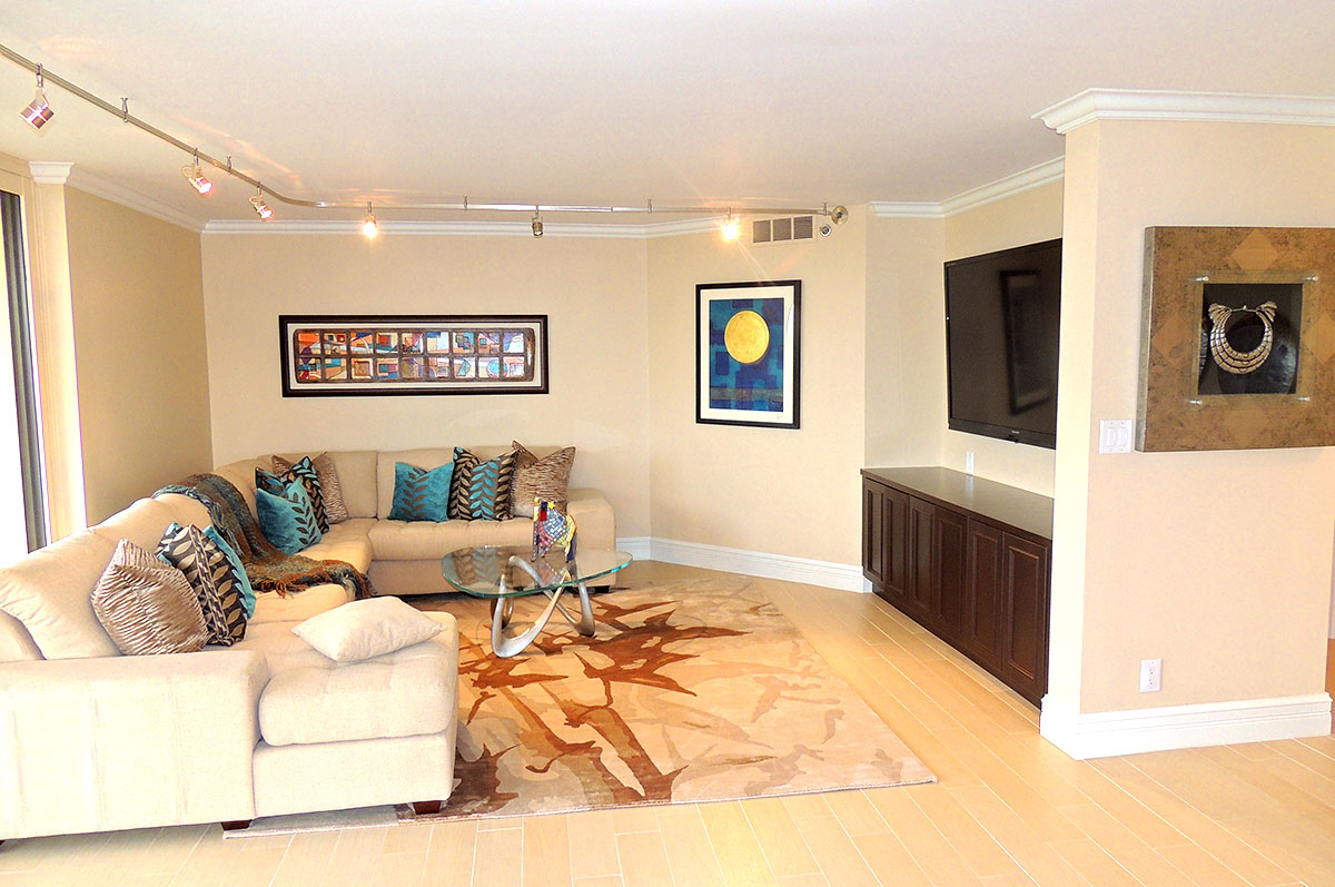 Boca Raton interior House Painting contractor